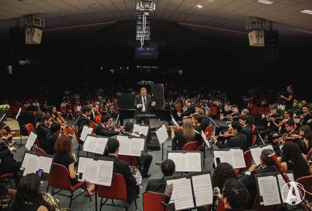 Orquestra Sinfônica do Unasp abre temporada 2019 com espetáculo Água e Fogo