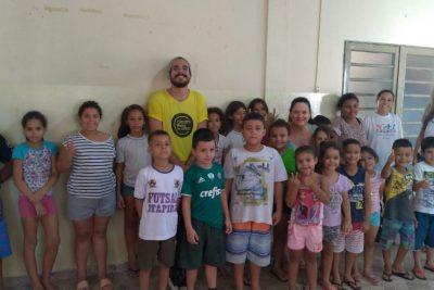 História de Itapira é tema de trabalho realizado com crianças e adolescentes dos Serviços de Convivência