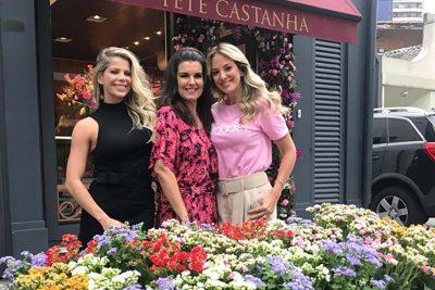 Tetê Castanha recebe celebridades em oficina especial de Dia das Mães