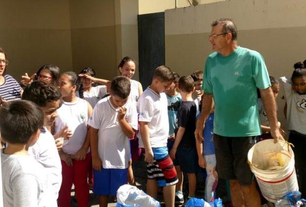 Emeb Heitor Soares inicia projeto que aproxima pais e alunos