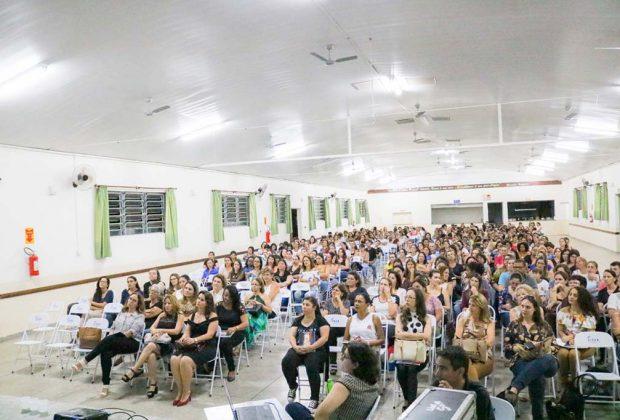 """Prefeitura abre terceira edição do projeto """"Leitura na Escola: Ética e Cidadania"""" com palestra sobre convivência ética nas escolas"""