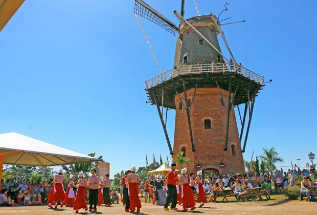 Dia do Rei celebra nesse domingo cultura dos imigrantes holandeses em Holambra