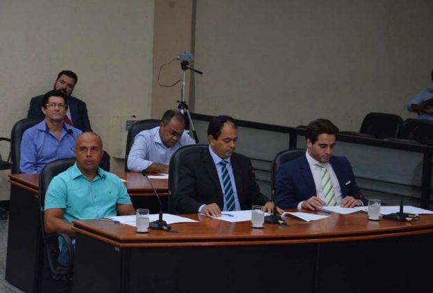 Câmara participa de reunião que definiu Diretoria do Parlamento Metropolitano para o próximo biênio