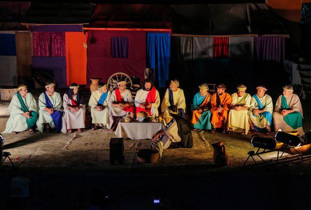Tradicional na região, Paixão de Cristo Conchal será nos dias 13, 17 e 19 de abril
