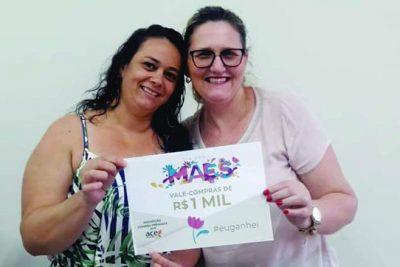 ACE anuncia os 25 ganhadores da promoção Compra Premiada Dia das Mães
