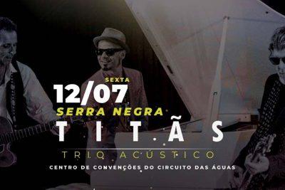 Titãs, Milton Guedes, ex-Rádio Táxi e U2 Cover já estão confirmados