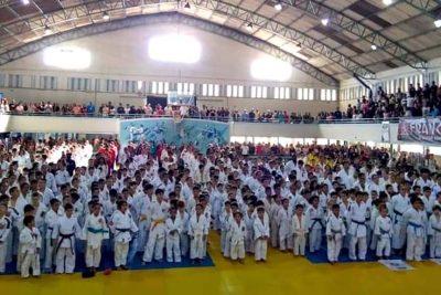Mais de duas mil pessoas acompanharam o torneio de Judô do Floresta