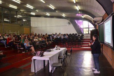 Professores municipais participam de formação de Educação Inclusiva