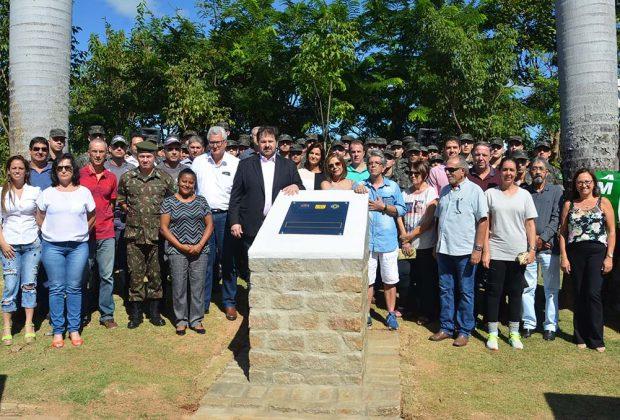 Dia da Vitória foi comemorado em Amparo