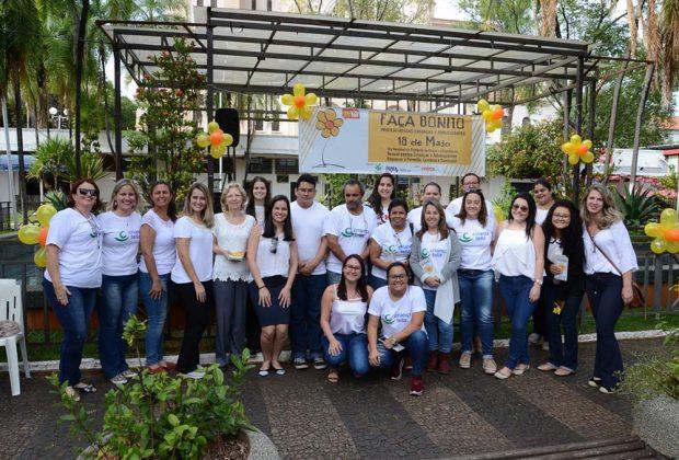 Promoção Social e CMDCA promovem ação contra Abuso e Exploração Sexual Infantil