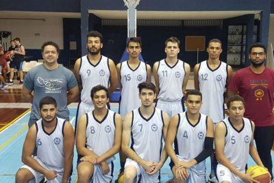 Basquete é destaque com quatro jogos pela região