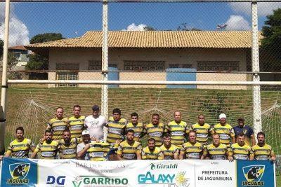 Dedicação e persistência marcam equipe do Jaguars Rugby