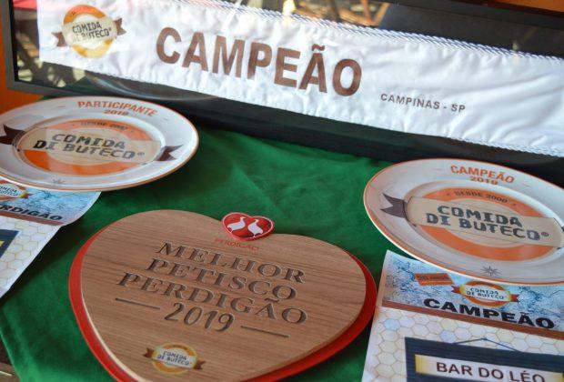 """Prêmio """"Comida Di Buteco"""" é resultado de 20 anos de trabalho; O ganhador é de Jaguariúna"""