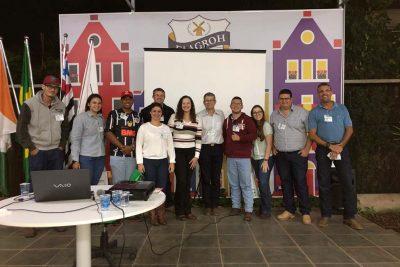 Workshop de Cultivo em Solo na FAAGROH reúne especialistas de renome no mercado