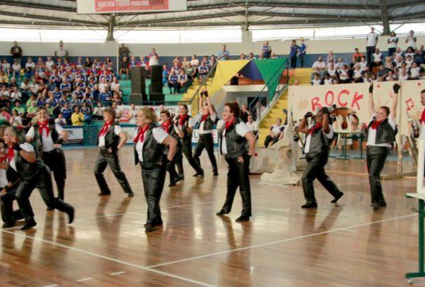 Jaguariúna conquista terceiro lugar em coreografia no Jori