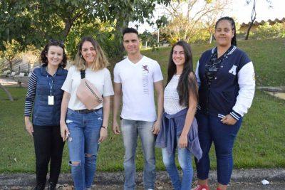 UniFAJ recebe estudante da Turquia para estagiar na instituição durante 3 meses