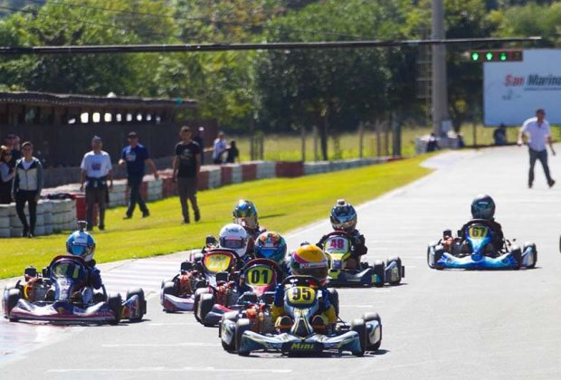 5ª etapa do Campeonato Amigos do F400 de Kart é neste domingo