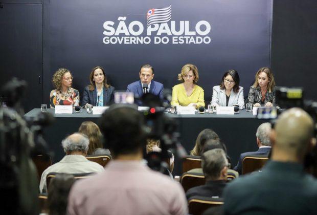 Campanha do Governo de SP intensifica ações em defesa da mulher