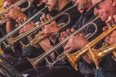 Concerto da Banda Lira atrai 100 pessoas ao Parque Juca Mulato