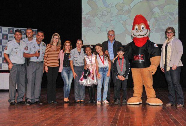 Polícia Militar promove formatura de alunos do Proerd em Mogi Guaçu