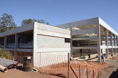 Escola em Martinho Prado oferecerá seis salas de aulas para o ensino médio