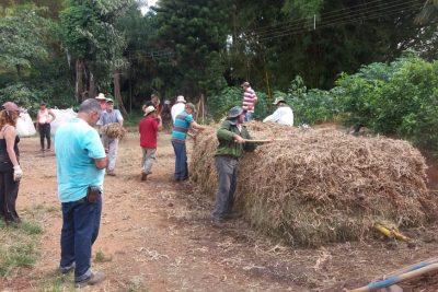 Parceria da Prefeitura com Sindicato Rural e SENAR traz curso de Olericultura Orgânica para Jaguariúna