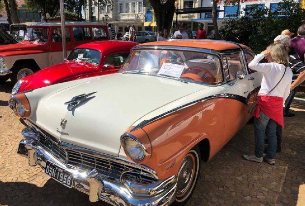 Amparo recebe junto com Encontro de Carros Antigos, a 3ª etapa da Copa Paulista de Rallye Histórico