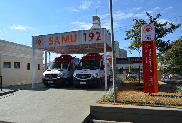 Nova base do SAMU é inaugurada