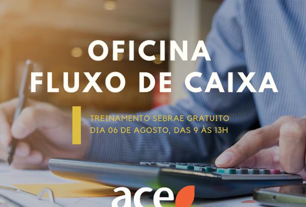 Empresas e empreendedores aprendem fluxo de caixa: inscrições abertas na ACE