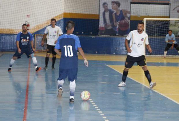 """Prefeitura abre as inscrições para a Seletiva do """"Amadorzão"""" de Futsal nesta segunda-feira, 15"""