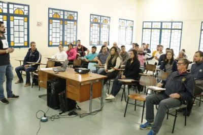Secretaria de Juventude, Esportes e Lazer realiza reunião de encerramento do semestre