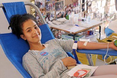 Prefeitura realiza nesta sexta 3ª etapa da Campanha de Doação de Sangue