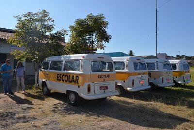 Inspeção de Transportes Escolares começa na segunda