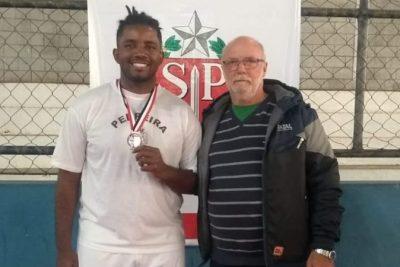 Capoeirista Wendel Florentino garante medalha de Prata para Pedreira nos Jogos Regionais