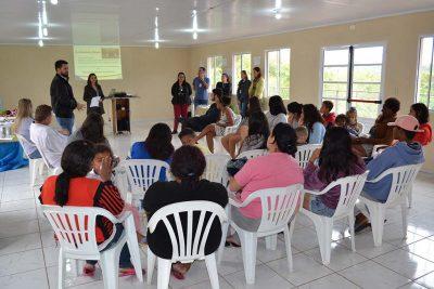 Prefeitura de Pedreira e SENAC apresentam Projeto Social aos moradores do Residencial Vida Nova