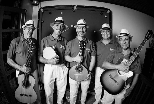 Samba de Gaveta toca em prol da Apae de Americana