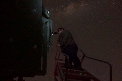 Polo Astronômico de Amparo inaugura o maior telescópio refletor para uso do público no Brasil