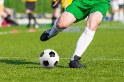 """Torneio de Futebol """"Senhor Aparecido"""" é disputado na Praça de Esportes do Jardim Triunfo"""