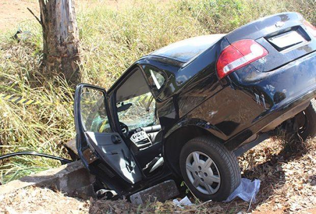 Moradora de Artur Nogueira sofre acidente