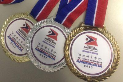 Mogi Guaçu é 15º colocada nos 63ºJogos Regionais de Americana