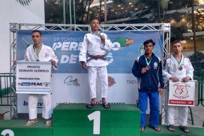 Atleta de Pedreira conquista medalha no 51º Periquito de Judô da Sociedade Esportiva Palmeiras