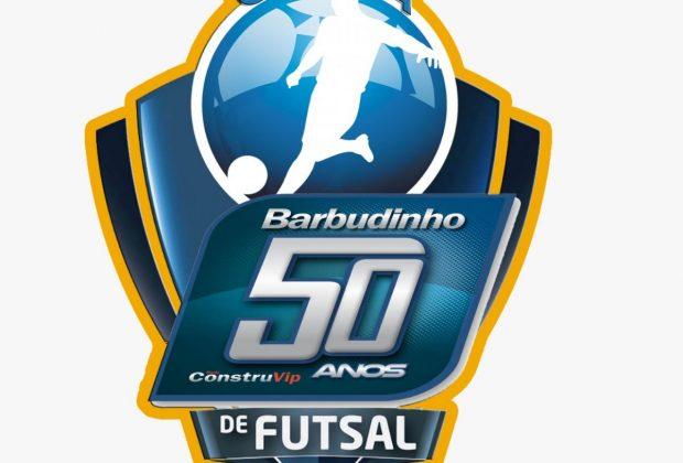 """""""Copa de Futsal Rede Construvip Barbudinho 50 anos"""" tem sequência nesta sexta-feira"""