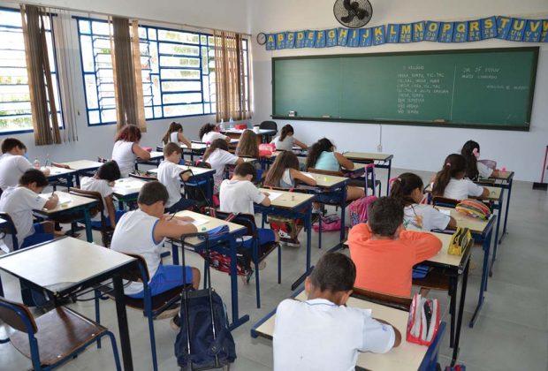 Alunos do Ensino Fundamental participam de avaliação de aprendizagem