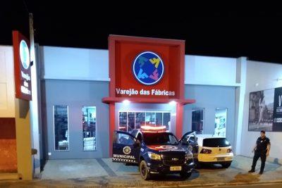 GM prende suspeito de assaltar o Varejão das Fábricas em Santo Antônio de Posse