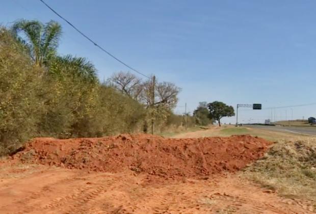 Prefeitura de Artur Nogueira reabre acesso fechado pela Rota das Bandeiras