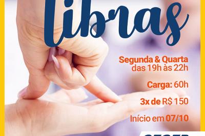 CEGEP abre vagas para curso de Libra em Mogi Guaçu