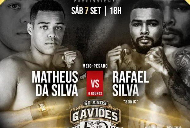 Pugilista de Mogi Mirim luta no Batalha Boxe Profissional neste sábado (7) na capital paulista