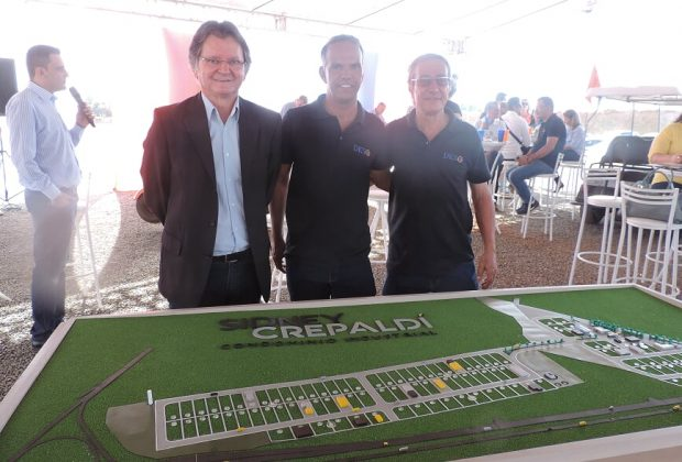 Condomínio Industrial Sidney Crepaldi: Lançamento oficial de vendas é anunciado com sucesso em Cosmópolis