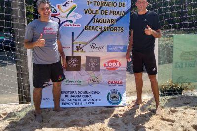 Mogi Guaçu garante o quinto lugar em torneio de vôlei de praia