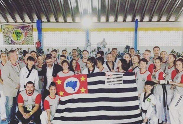 Atletas de Mogi Guaçu têm bons resultados no 36º Campeonato Brasileiro de Taekwondo